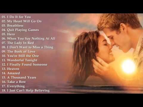 The best love songs for her