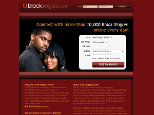 Blacksingles.com reviews