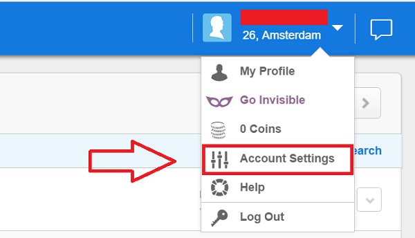 Unsubscribe zoosk account