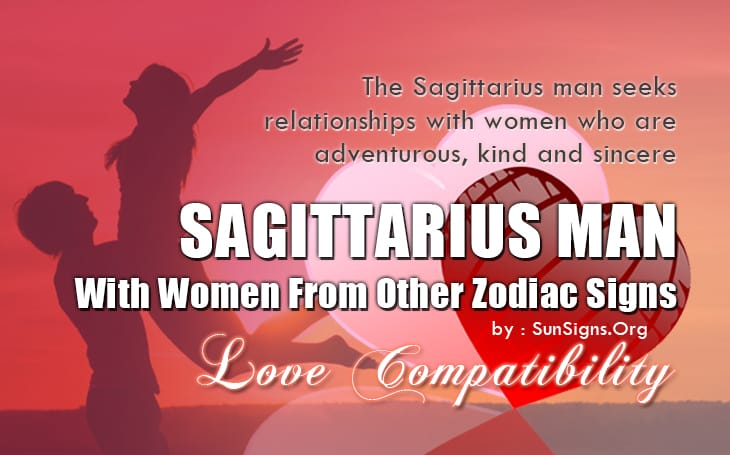 Best signs for sagittarius woman