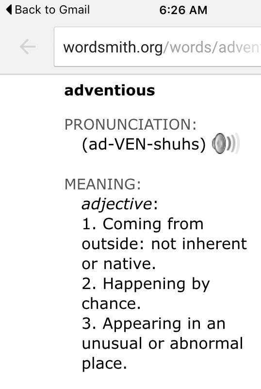 Wordsmith org word of the day