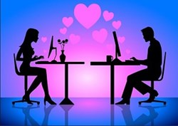 Pros and cons of online dating article