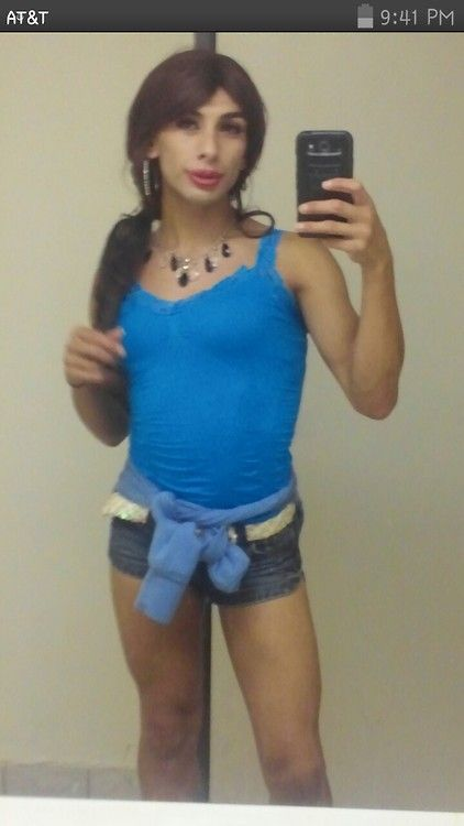 Tranny young teen