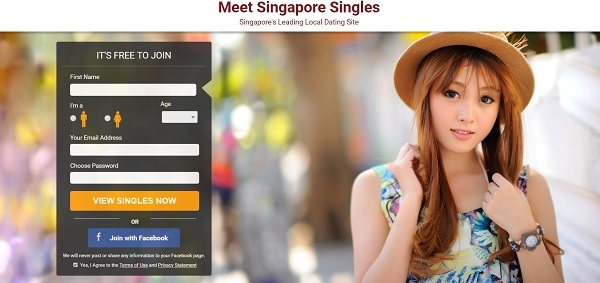 Singapore dating websites