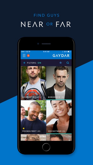 Gaydar app download