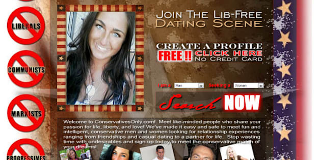 Conservative dating sites free