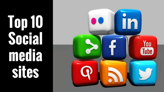 Top free social sites