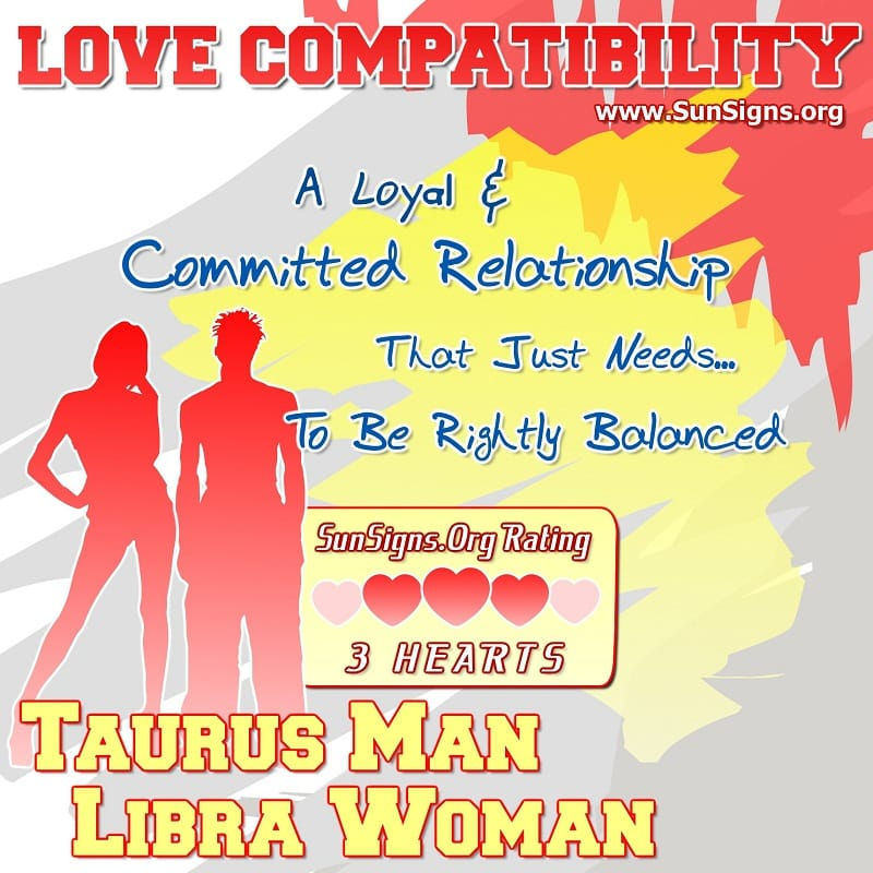 Is taurus compatible with libra