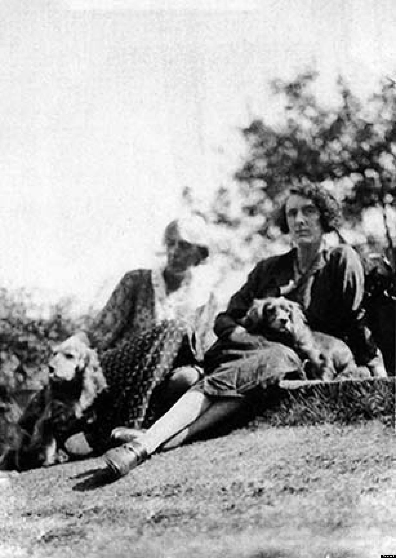 Famous lesbians in history