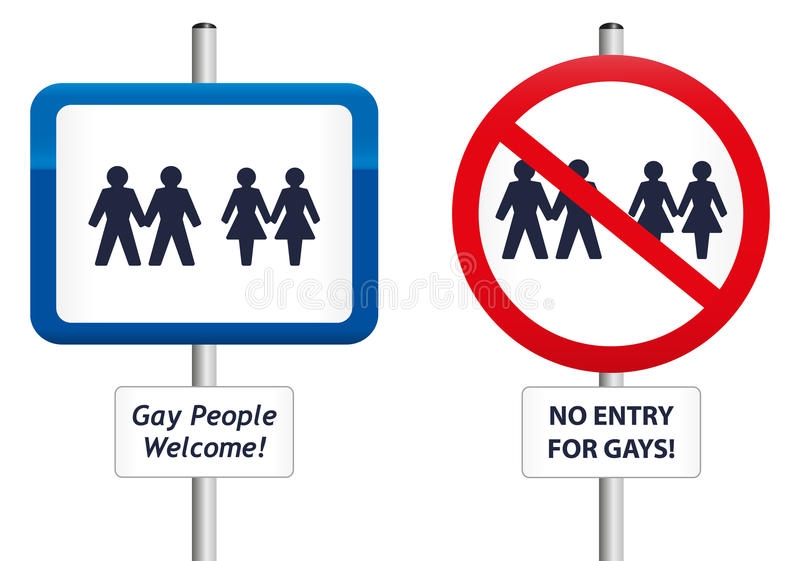 Gays signs