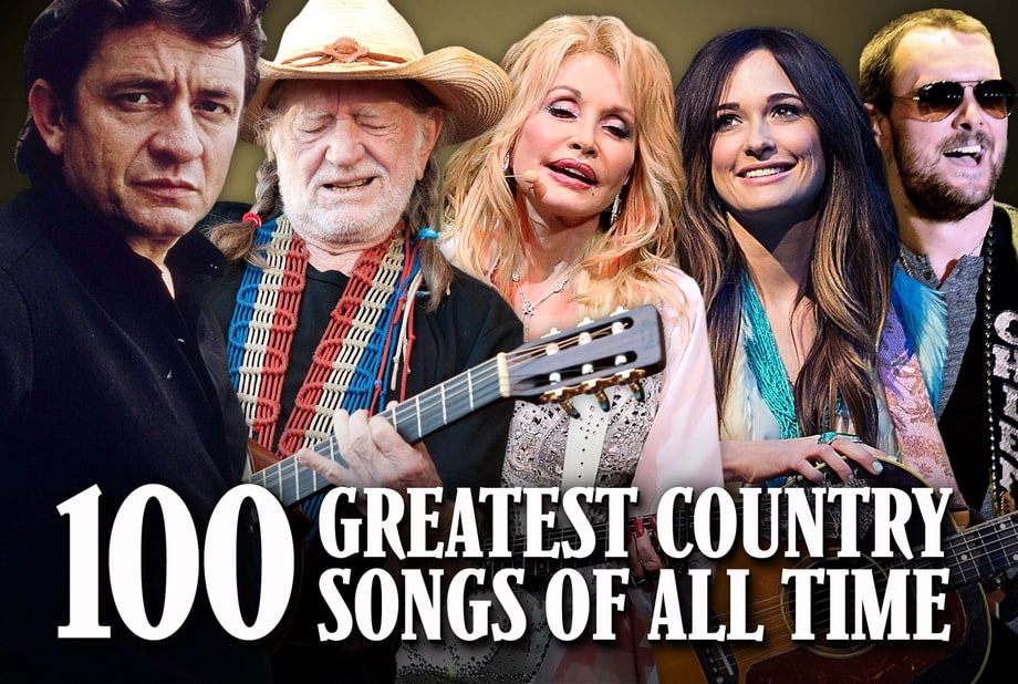 Top female country songs of all time
