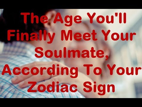 Meeting your soulmate online
