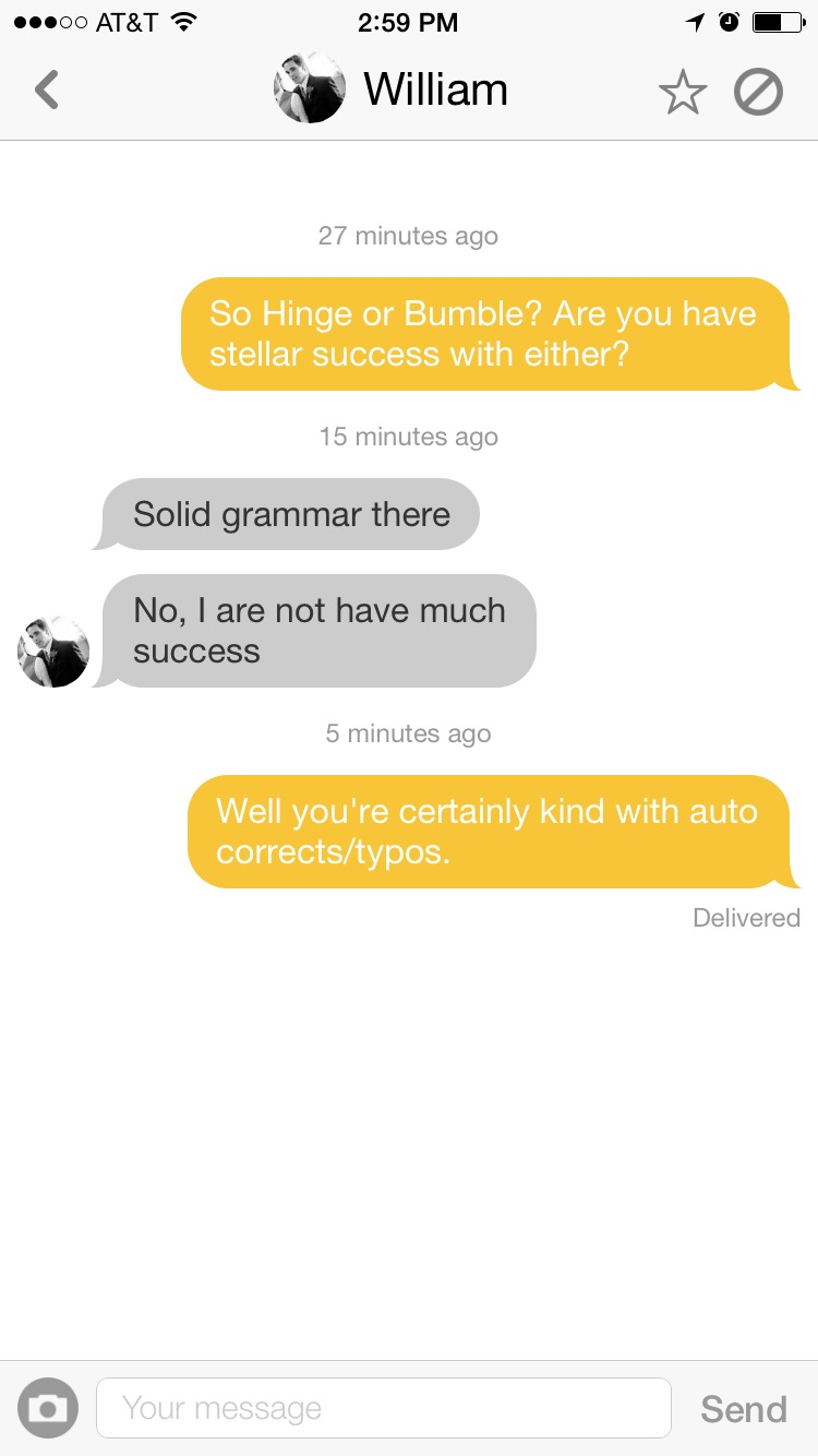 What happens when you unmatch someone on bumble