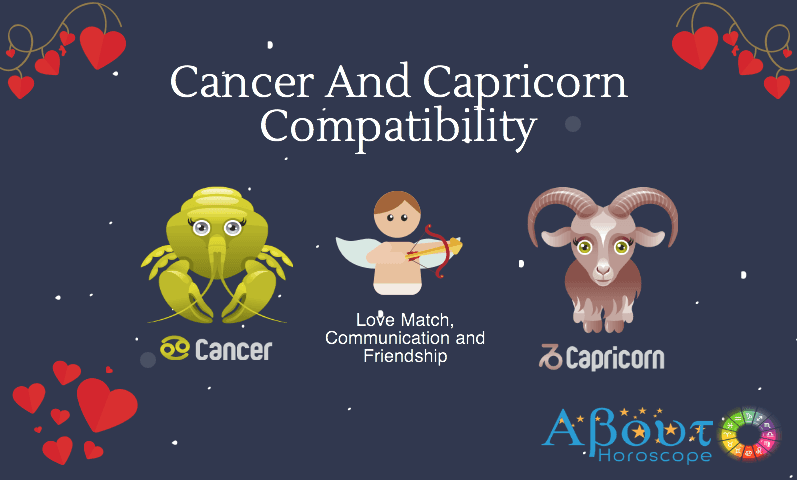Are cancer and capricorns compatible