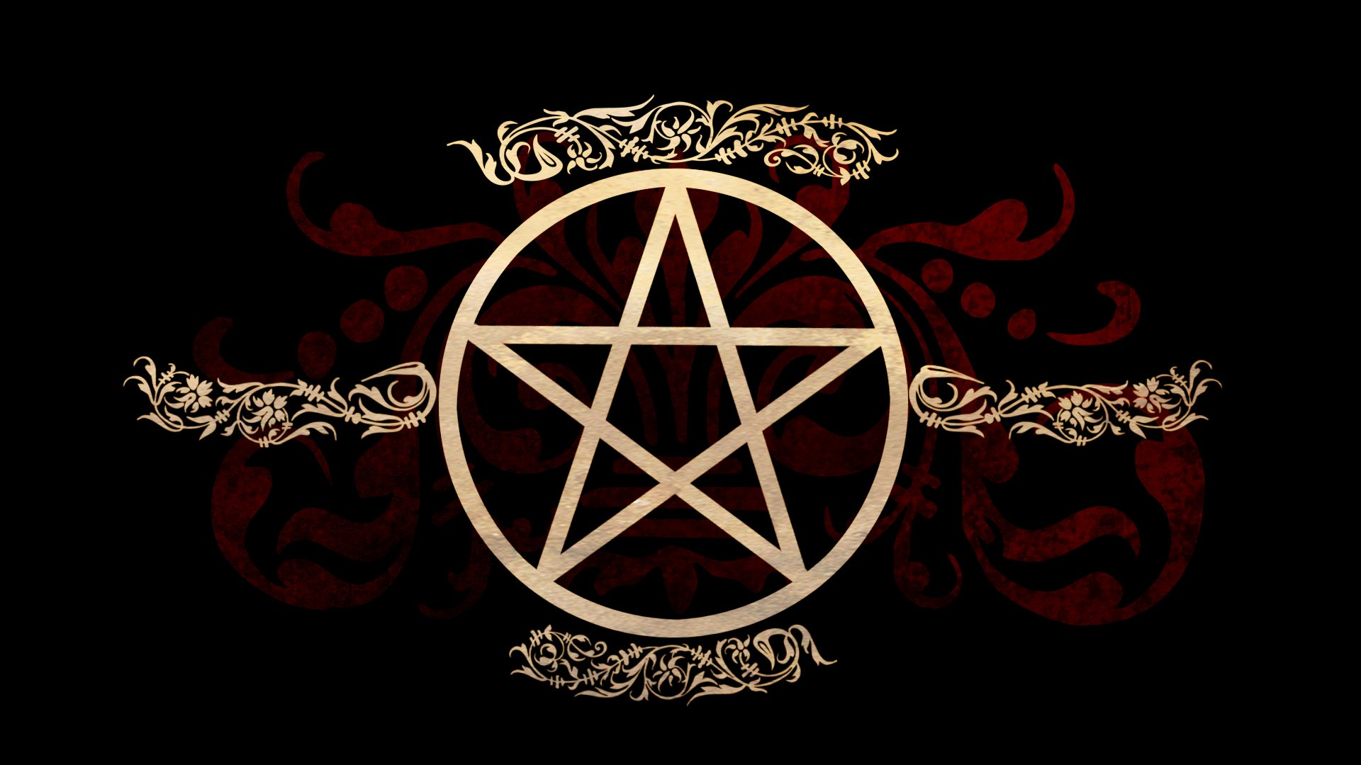 Wiccan backgrounds