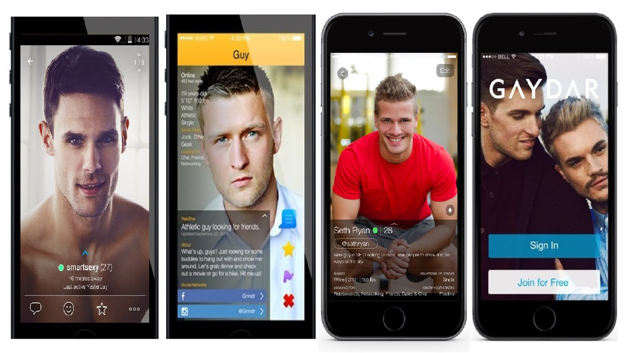 Top gay dating apps