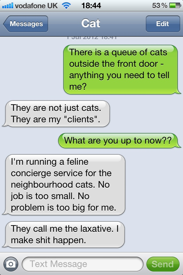 examples of dirty text messages to send