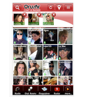 Girl version of grindr