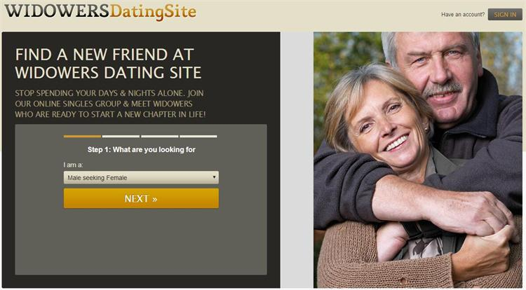 Best dating sites for widows