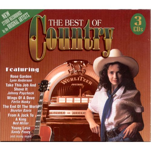 Country love songs 1997