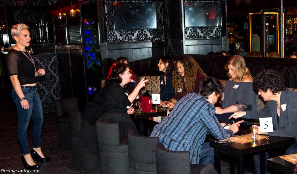 Lesbian speed dating los angeles