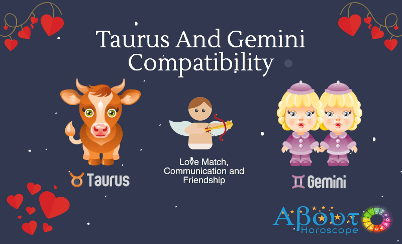 Gemini and taurus relationship compatibility