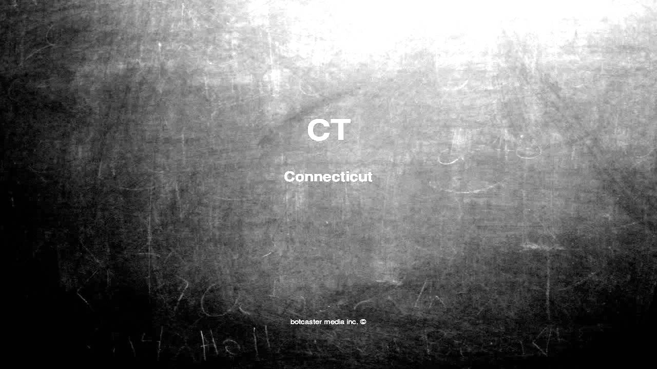 What does ct mean in texting