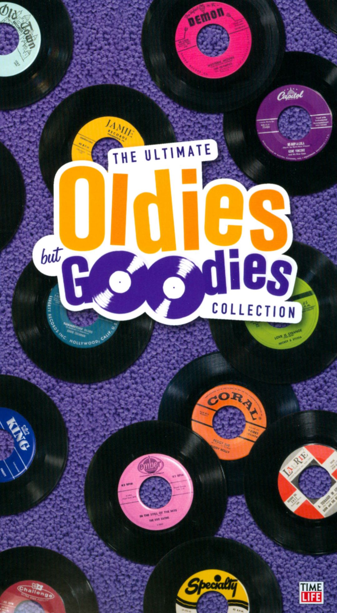 Time life oldies but goodies song list