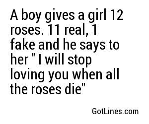 Dirty pickup lines to use on guys