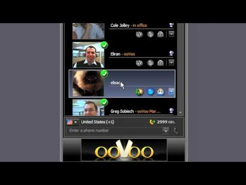 Oovoo effects