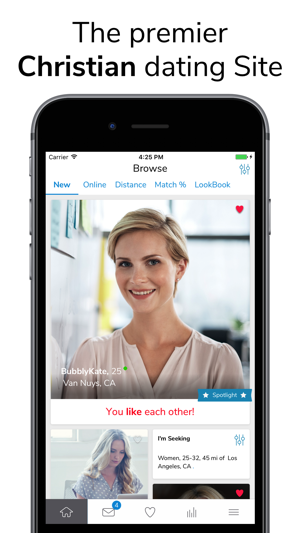 Christian mingle app for iphone
