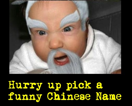 Funny asian usernames