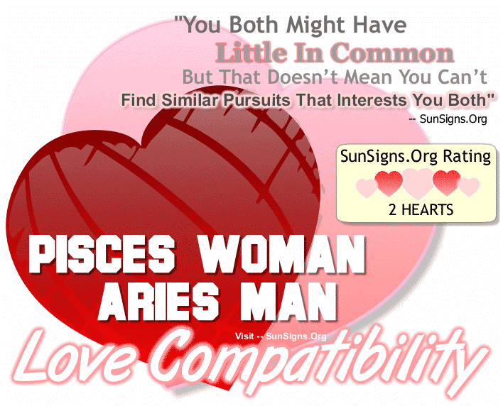 What is the most compatible sign for pisces female