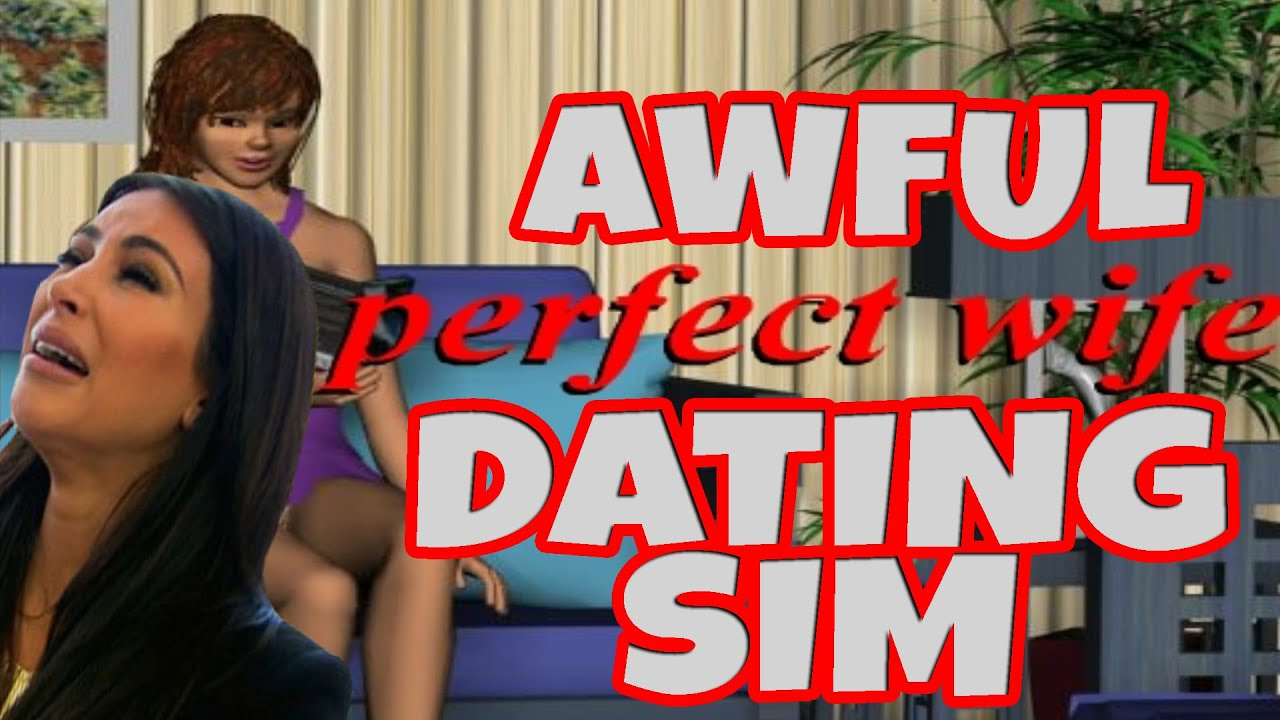 Adult dating simulator