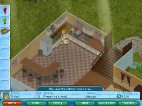 Game like the sims online