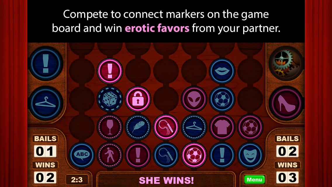 Android sex game for couples