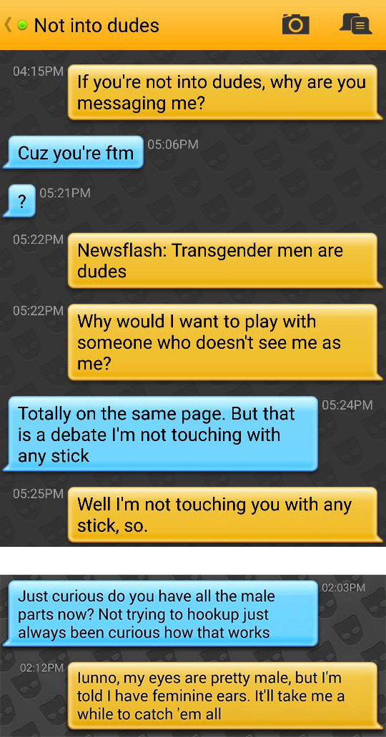 Apps for gay sexting