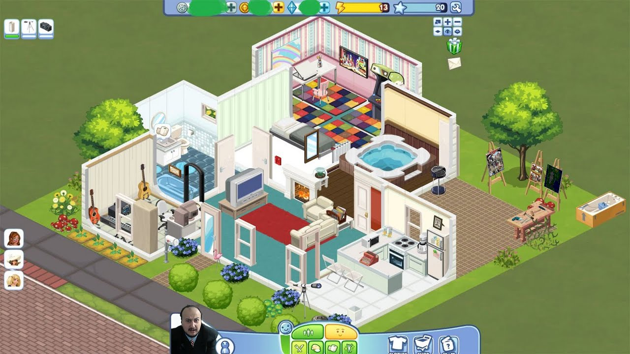 Apps similar to sims