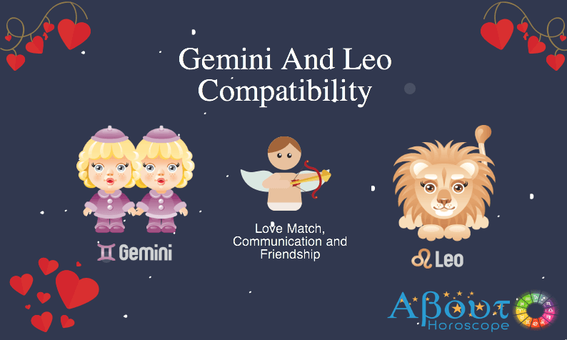 Are leos and geminis a good match