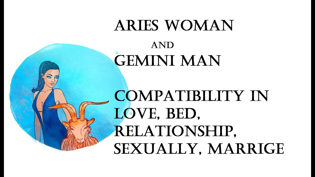 Aries and gemini sexual compatibility