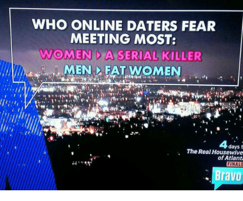 Serial online daters