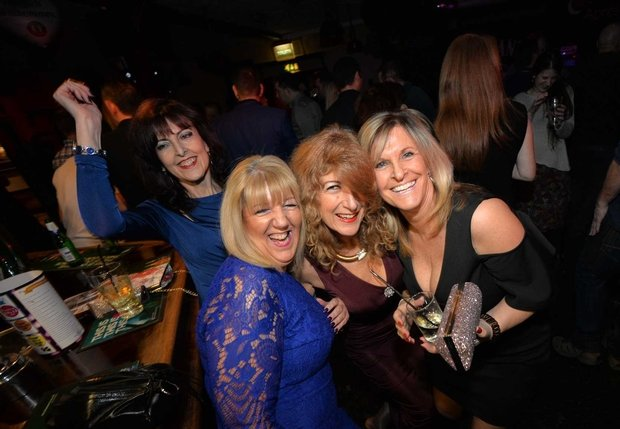 Singles nights for over 50s