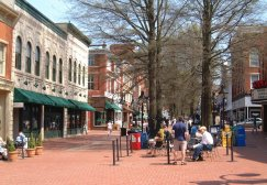 Best college towns for seniors