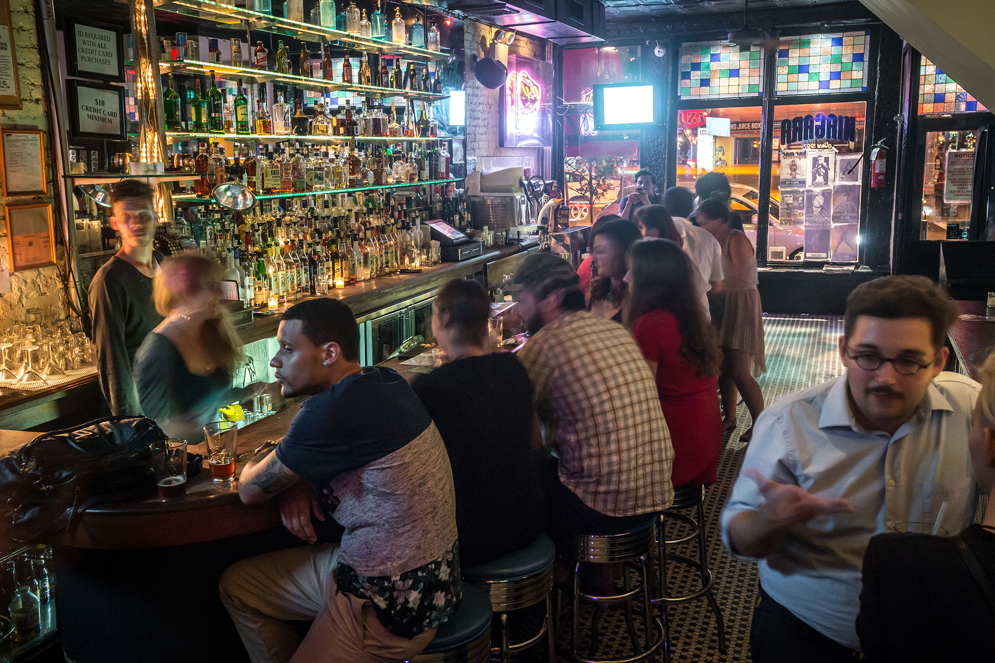 Best bars to hook up in nyc