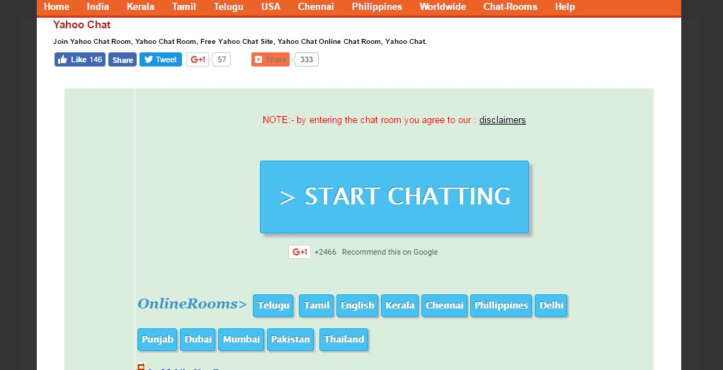 Best chatting sites
