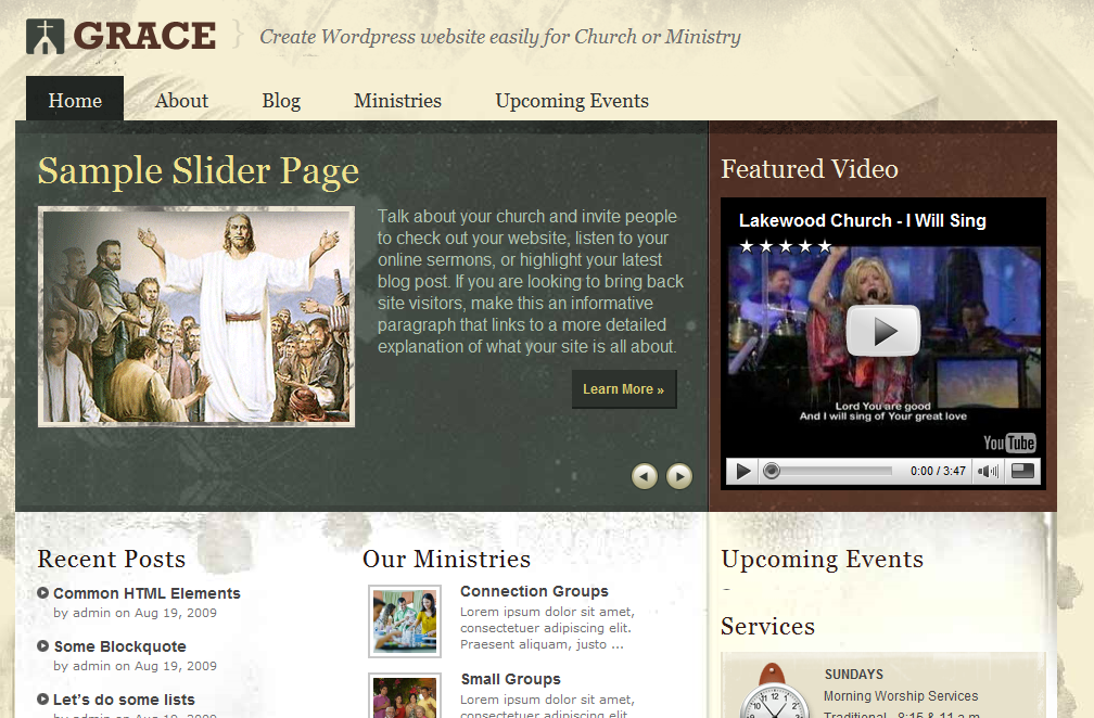 Best christian websites