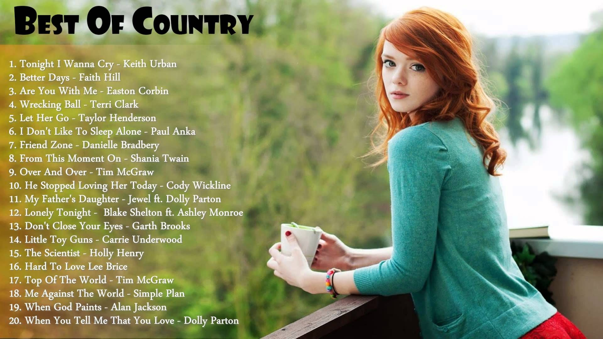 Best country love songs of all time