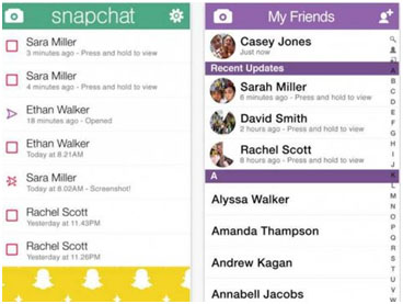 Best dirty snapchat users