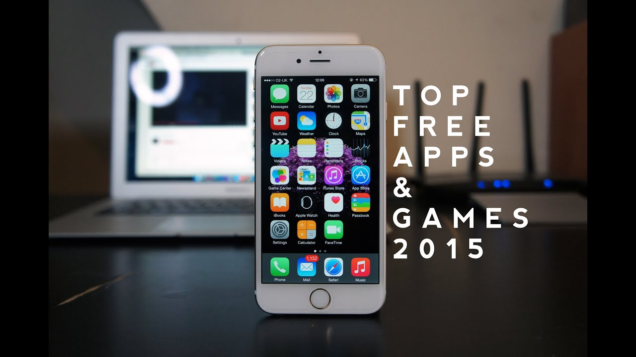Best free apps for the iphone