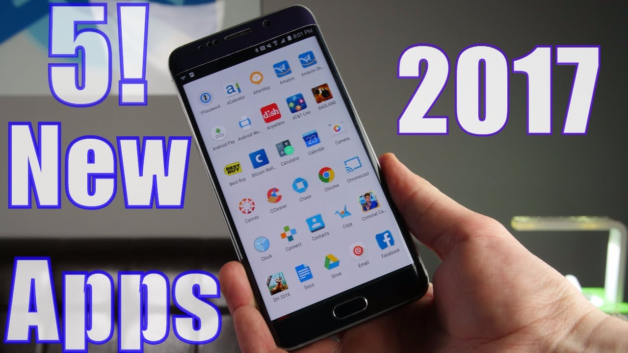 Best new free apps